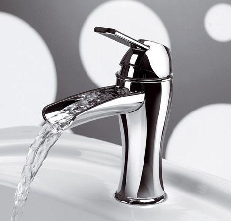 Bathroom Waterfall Faucet best 25+ waterfall faucet ideas only on pinterest | bathroom