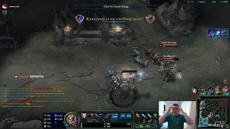 [Silver ADC] You're truly trash whenever you shock yourself at how bad you can be... https://www.youtube.com/watch?v=UWfkp3eXr_A #games #LeagueOfLegends #esports #lol #riot #Worlds #gaming