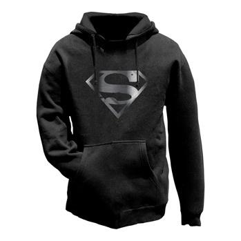 Superman Logo Hoodie (Metallic)...