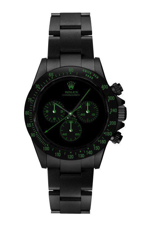 Fancy | Rolex Green Daytona Chrono