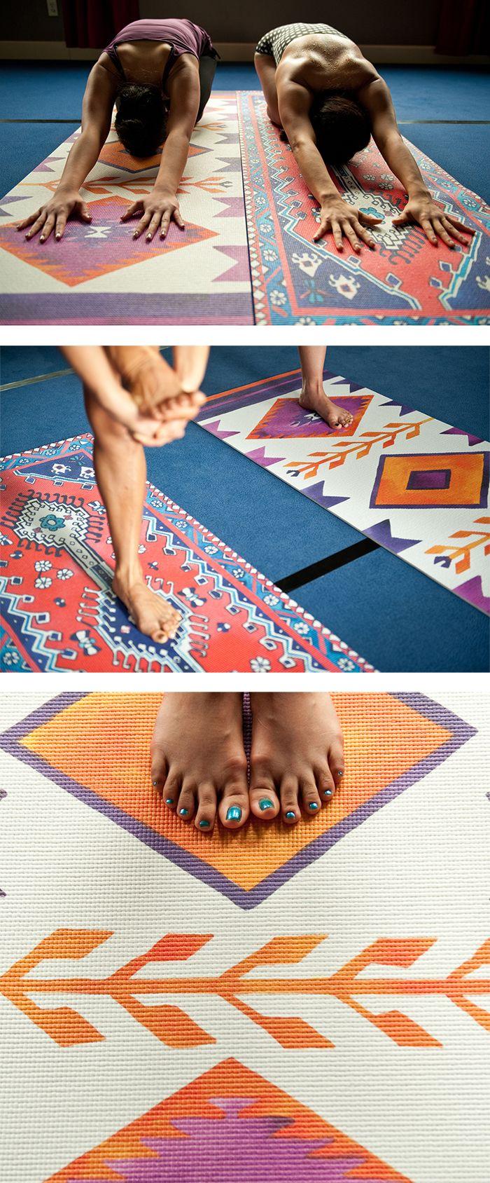 Magic Carpet Yoga Mat