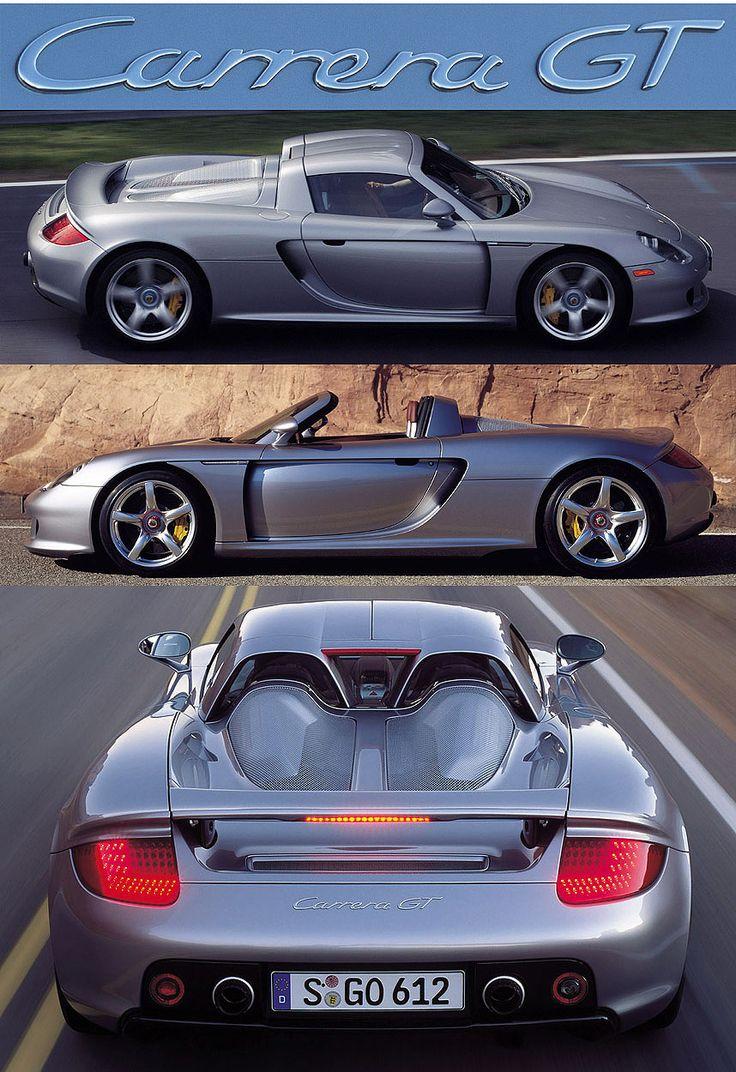 Charming Porsche Carrera GT