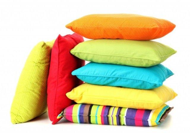 5 домашних хитростей, чтобы отбелить подушки! 0