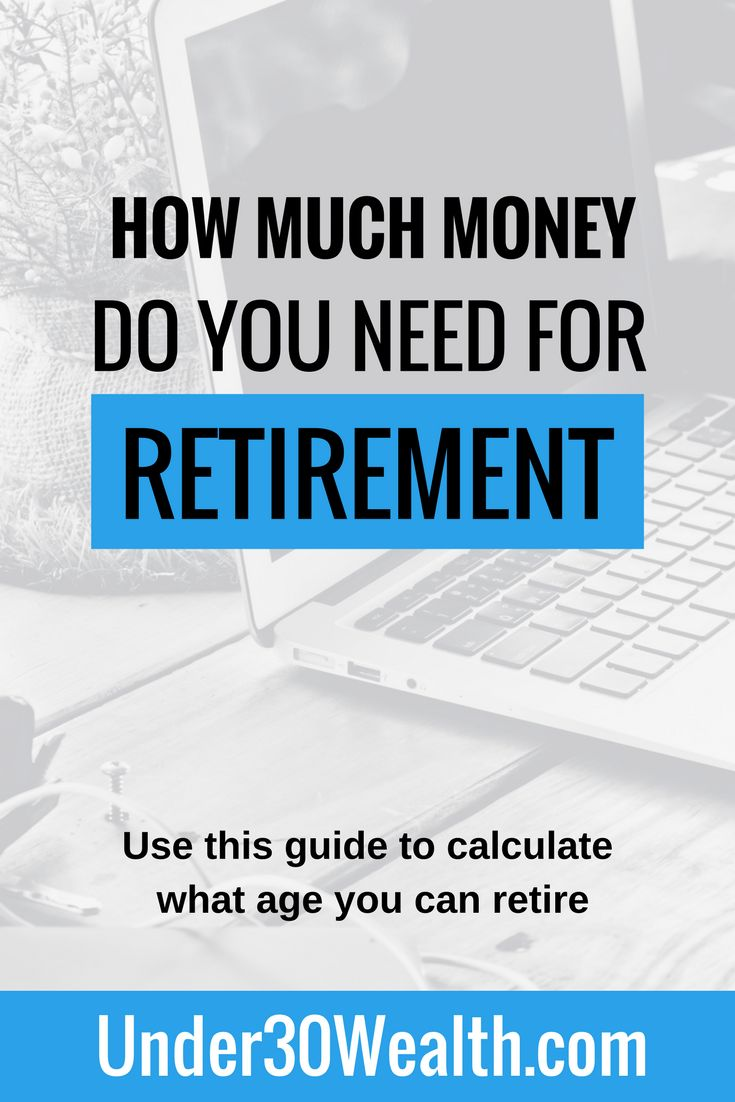 How much money do i need to retire calculator - How To Calculate Your Financial Freedom