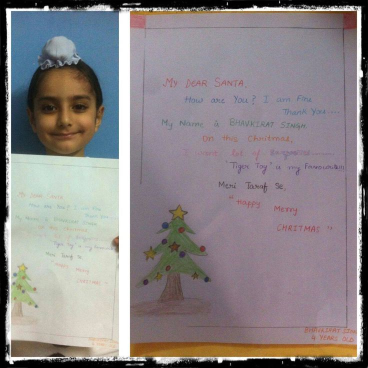 13 best Letters To Santa images on Pinterest India, For the and - celebration letter