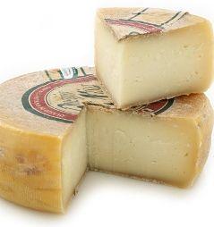 Cheese - Queijo-de-Nisa. Alentejo, Portugal