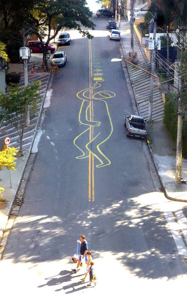 TEC, O GRAFITEIRO ARGENTINO QUE ESTÁ PINTANDO SÃO PAULO #street #art