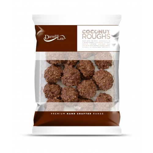 Coconut Roughs - Limited Edition | Darrell Lea | image only