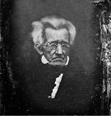 President Andrew Jackson  March 15, 1767- June 8, 1845  The 7th President of the United States