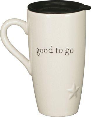 Good To Go Travel Mug
