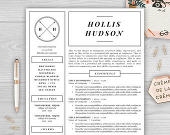 25 best ideas about free resume templates word on pinterest