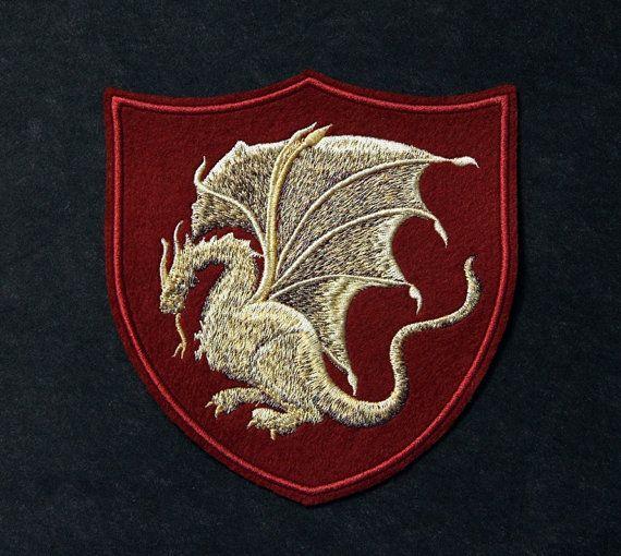 King Arthur Pendragon Patch