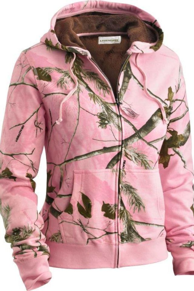 17  images about Pink camo ♥ on Pinterest | Pink camo jacket