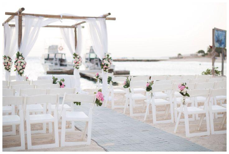 Strand ceremonie