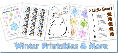 Winter Theme Printables & More: Printable 1111, Winter Printable, Printables 1 1 1 1, Printable Psd, Printable 1 1 1 1, Printable Free, Snow Printable, Theme Printable