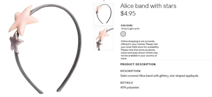 Alice band