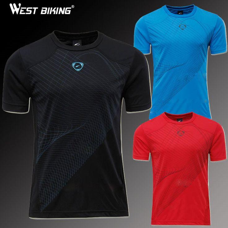 西サイクリングスリムフィットワークアウトシャツ男性スポーツフィットネス速乾tシャツ男性ジャージランニングサイクリング半袖ジャージ