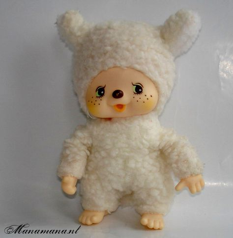 Old Fashioned Little Lamb Stuffed Toy