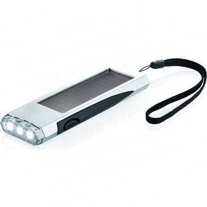 solar torch easy to charge and light weight £3.00  # onsci.net