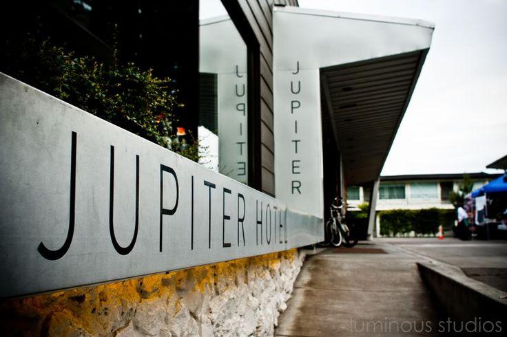Jupiter Hotel, quirky Portland Oregon