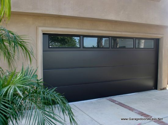 scroll down site to see fav garage door - be sure it's insultated