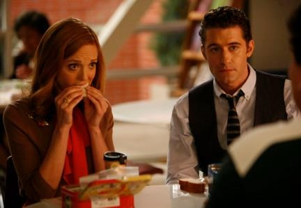 "Wemma! Emma and Will from the ""I Kissed A Girl"" episode. Original Air Date 11/29/2011"