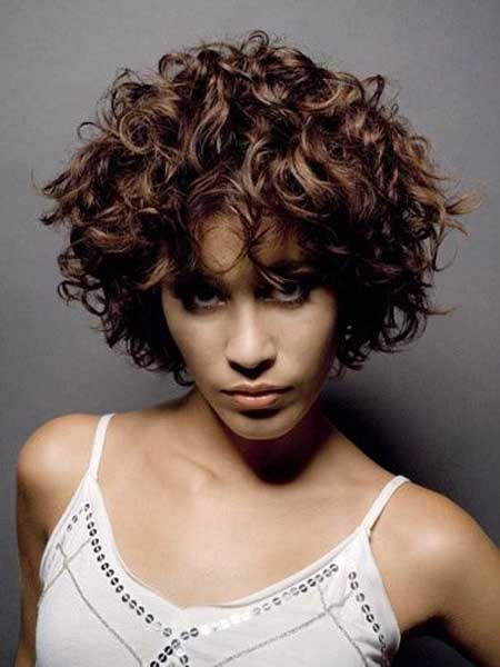 curly hairstyles and cuts ...