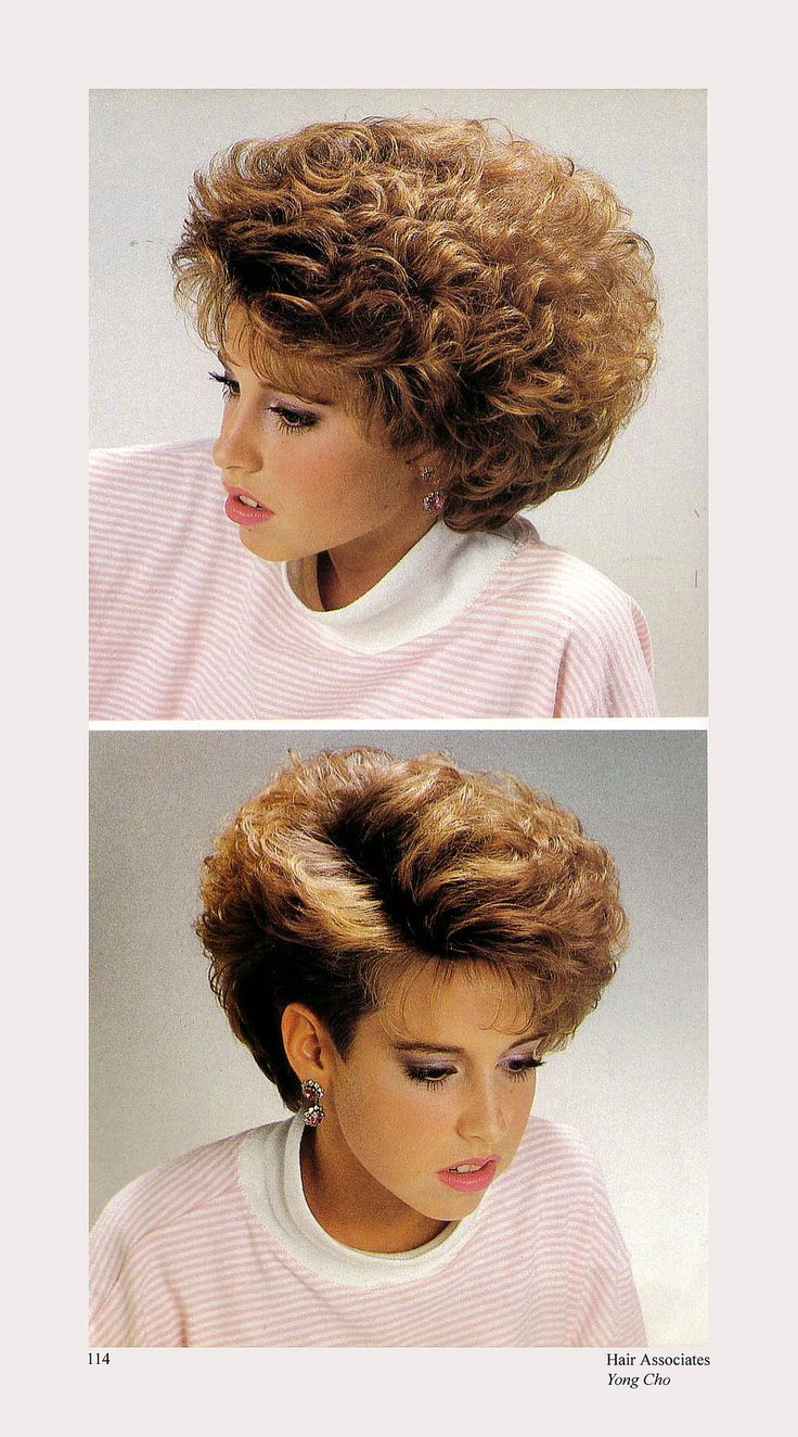Perm for very short hair this epic perm really speaks for itself - Page 0114 Assymetrical