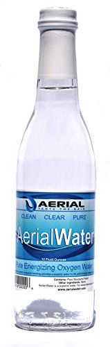 Aerial Water Energized Oxygen Performance Water 12oz FREE Shipping *** You can find out more details at the link of the image. #DrinkingWater