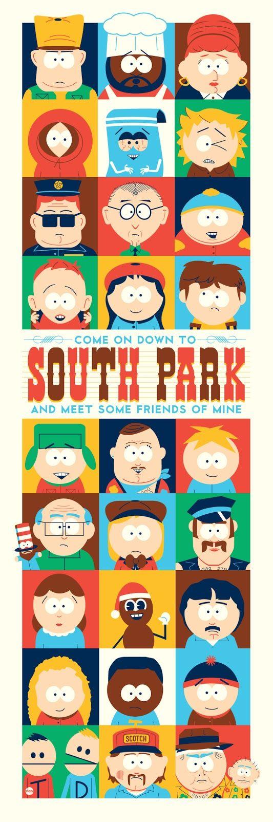south park+