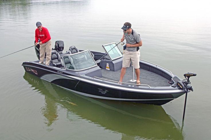 Lund boats 202 pro v gl fiberglass fishing boats for Best aluminum fishing boats