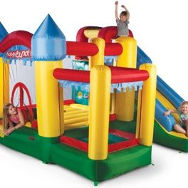 Fun palace springkussen