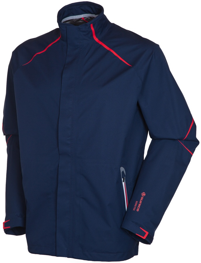 The second-worst wardrobe malfunction in sports was the rain gear worn by the 2010 USA Ryder Cup Team. We are certain they will stay warm and dry this year!