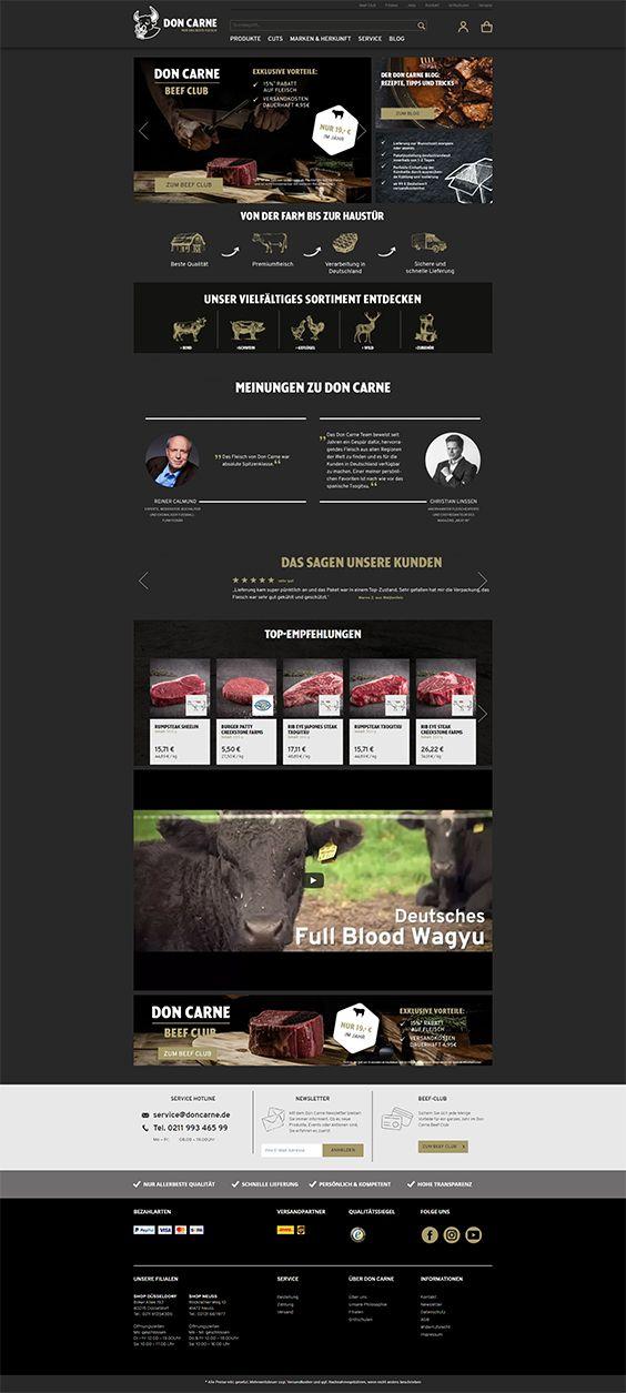 #ShopwareDesign #ShopwareTheme #ShopwareShop #eCommerce #eCommerceSoftware #eCommerceplatform #Onlineshop #Food #meat #Template #traditional #butchery #highquality