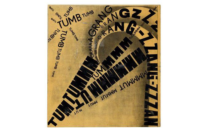 Parole in Libertà Futuriste book by Filippo Tommaso Marinetti