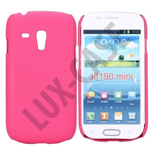 Samsung Galaxy S3 Mini Kotelo (Voimakas Pinkki)