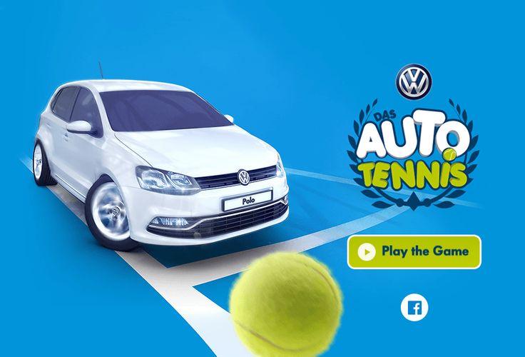 Project: http://volkswagenaustralia.com.au/sponsorship/tennis VW Das Auto Tennis, 3D Modelling, HTML5 responsive online gaming. Role: Producer. Agency: Tribal DDB.