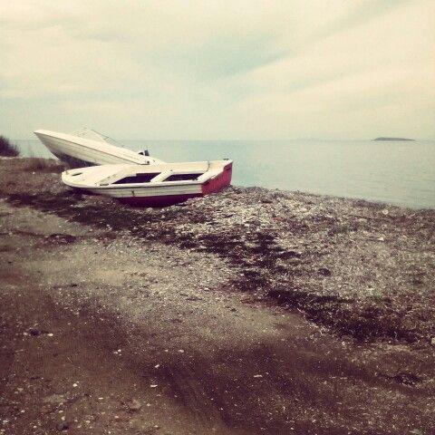 Mitilene lesvos thermi beach
