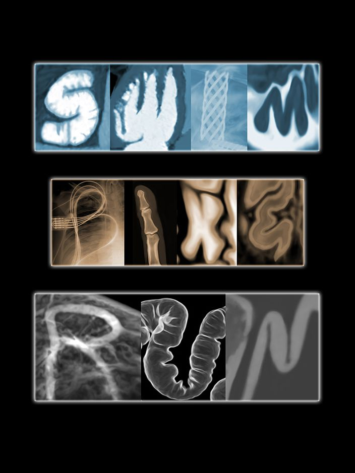 Swim, bike, and run for a healthy body, inside and out!  X-Ray and radiology inspired artwork for your home, office, or classroom. Great for doctors, nurses, dentists, teachers, professors, medical professionals, or anyone else! Make your next gift personal and unique. Created in Philadelphia.