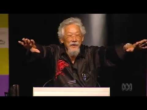 David Suzuki: An elder's vision for our sustainable future ... I think this is David Suzuki's finest lecture. It is well worth listening to!