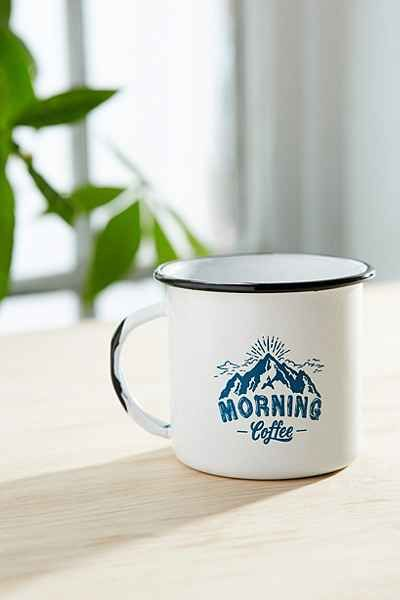 smart idea porcelain coffee mugs. Shop Morning Coffee Enamel Mug at Urban Outfitters today  32 best mugs images on Pinterest Cute and Enamels