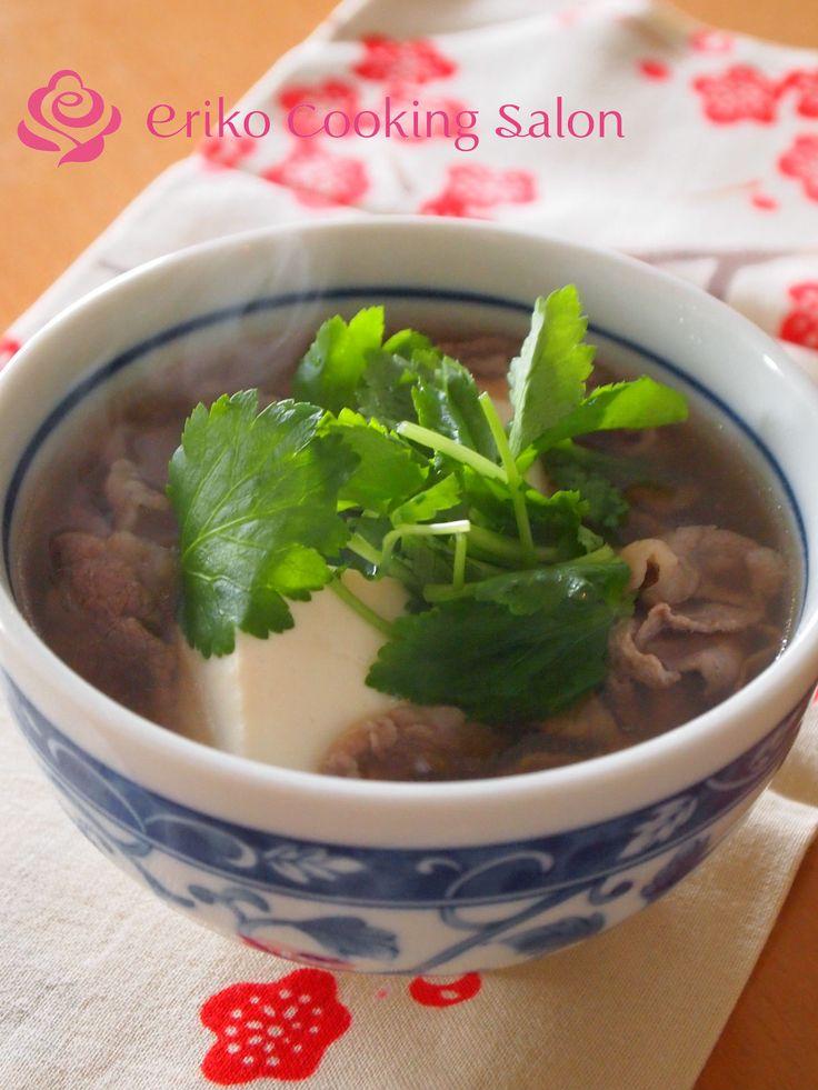 大阪名物肉吸い by 神田依理子 | レシピサイト「Nadia | ナディア」プロの料理を無料で検索