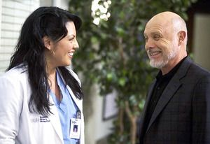 #GREYSANATOMY Exclusive: Hector Elizondo Returns as Callie's Father