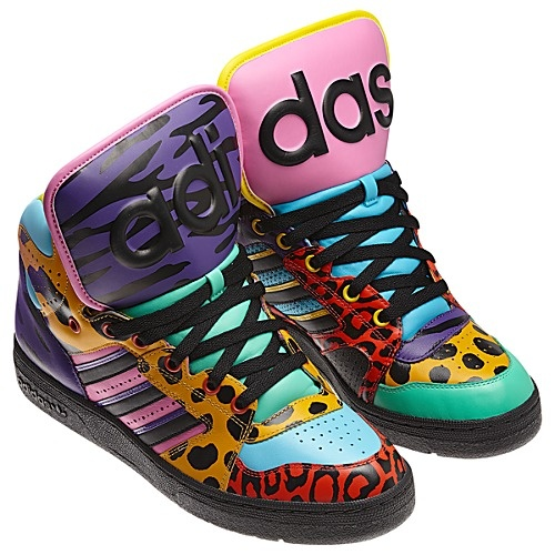 Jeremy Scott Adidas Sneakers
