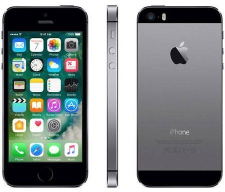 Prepaid iPhone 5S 16GB CDMA Smartphone (Refurbished)