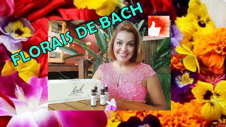 CURSO DE FLORAIS DE BACH - Terapia Floral - Aprenda como Funciona - Online