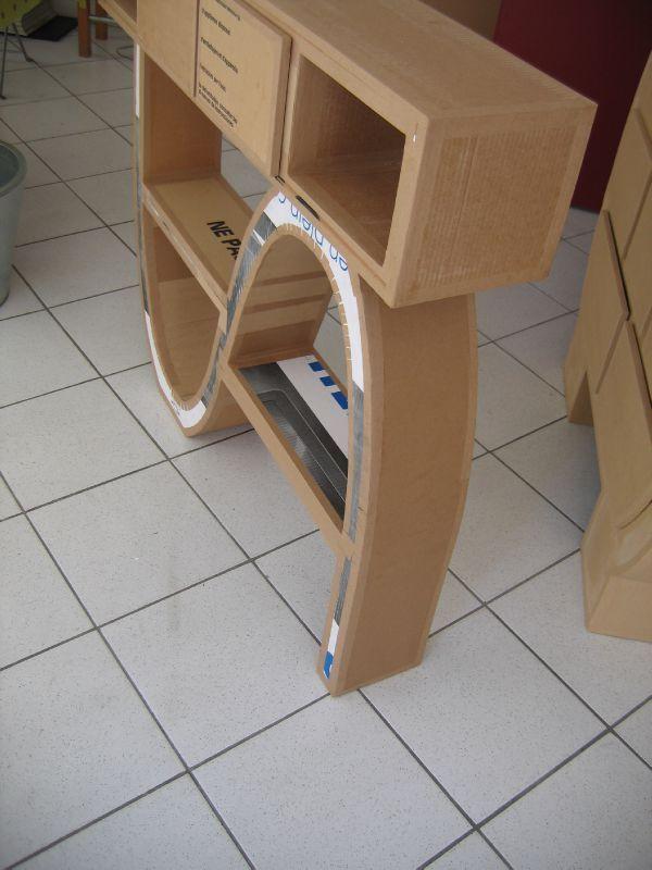 607 best muebles de carton y otras cosas images on - Muebles de carton ...