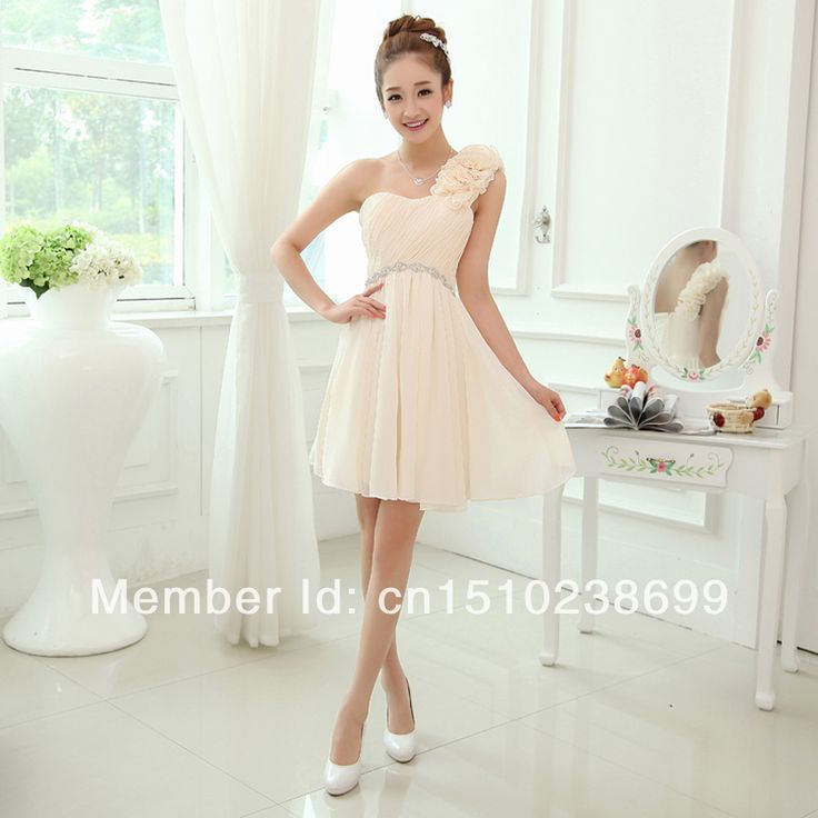Cheap Graduation Dresses on Sale at Bargain Price, Buy Quality dresses plus size women, dress jeans for men, dresses for larger ladies from China dresses plus size women Suppliers at Aliexpress.com:1,back modeling:zipper style 2,1:customize your own prom dress 3,Image Type:Actual Images 4,Dresses Length:Above Knee, Mini 5,is_customized:Yes