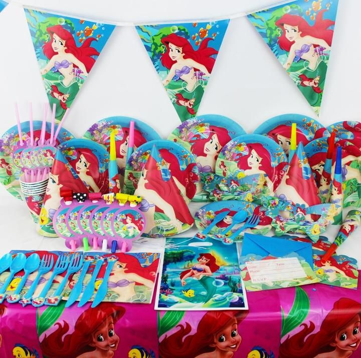 Popular Birthday Party Supplies 4 Girls Birthday Party Supplies