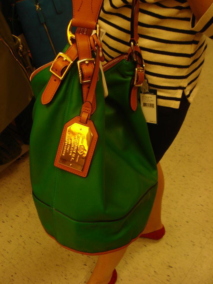 Marshalls - Ralph Lauren's bag